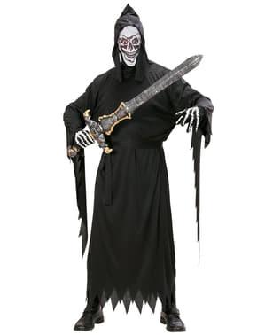 Meč s motivem lebky