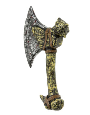 Hacha Vikingo