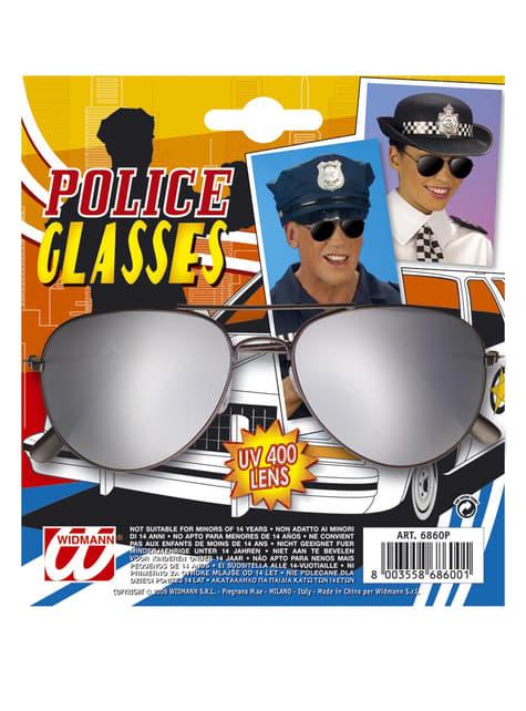 Gafas Policía