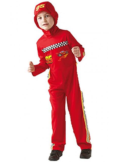 McQueen Cars 2 Child Costume