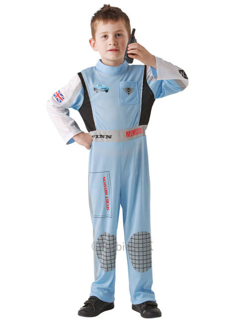 Cars 2 McMissile Adult Costume