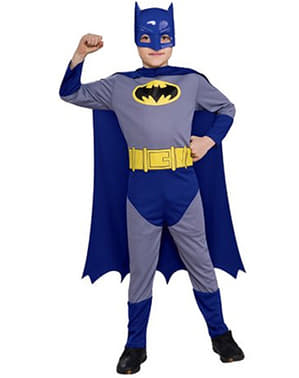 Costum batman băiat the Brave and the Bold