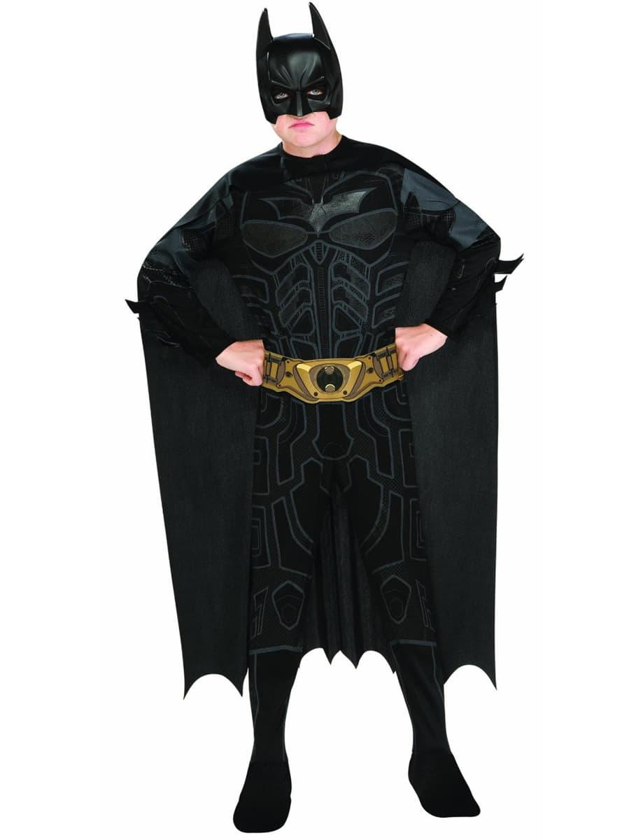costume de batman the dark knight rises pour enfant funidelia. Black Bedroom Furniture Sets. Home Design Ideas