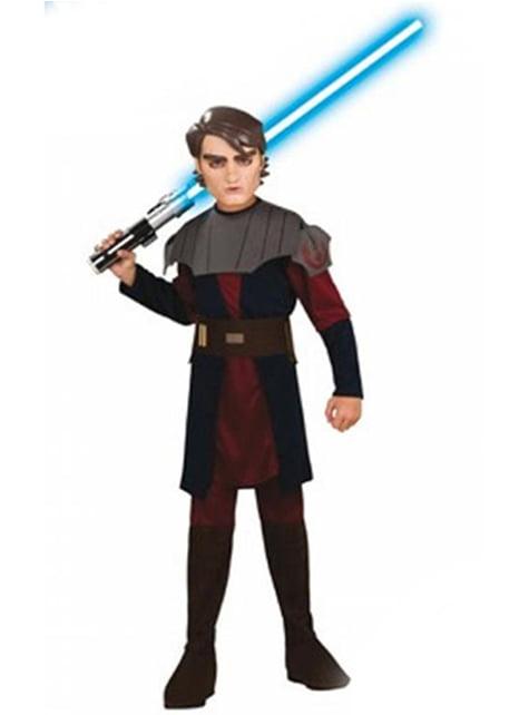 Strój i maska Anakin Skywalker dla chłopca