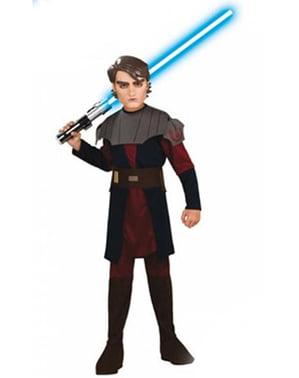 Costume Anakin Skywalker maschera da bambino