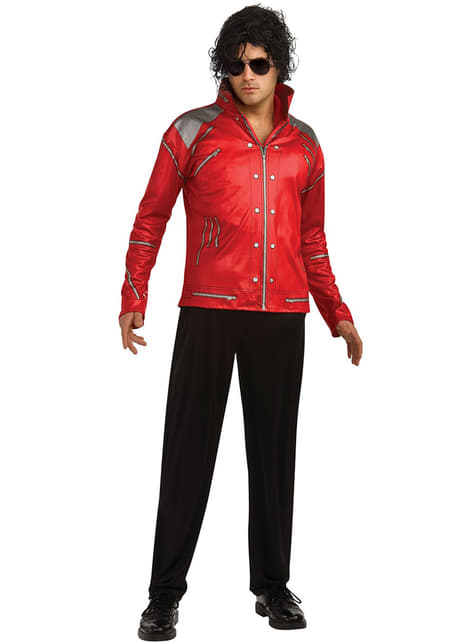 Jackett von Michael Jackson: Beat it