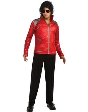 Casaco Michael Jackson: Beat it