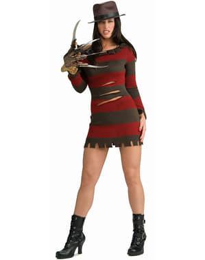Sexy Mrs Krueger Adult Costume