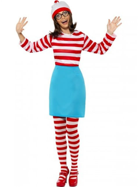 Where's Wenda Adult Costume