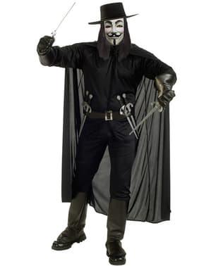 Déguisement de V pour Vendetta