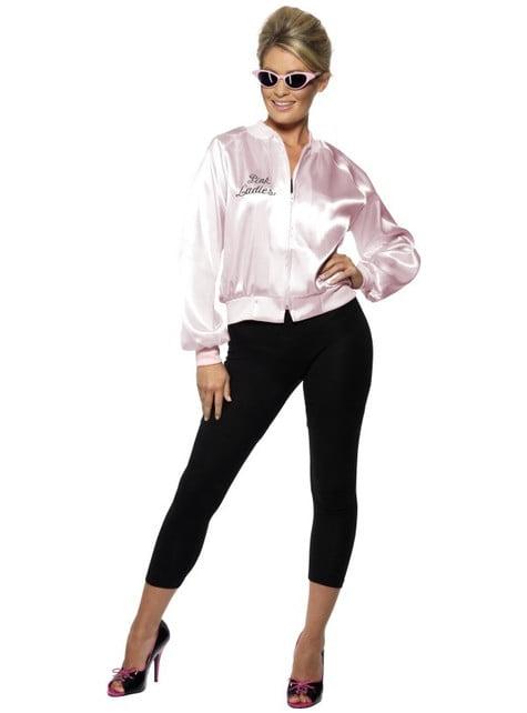 Pink Ladies Jacke aus Grease