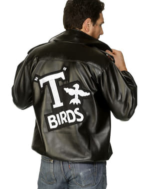 T Birds Jacke Grease