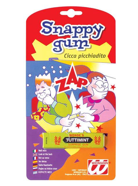 Snappy gum