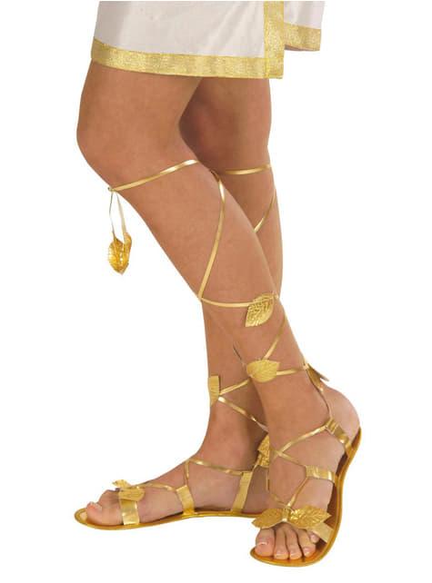 Griechen Sandalen