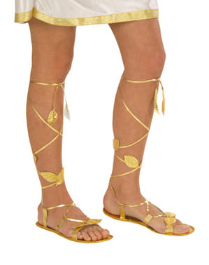 Greek sandals