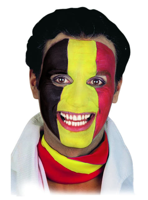 Spanien makeup