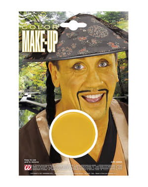 Barevný makeup žlutý