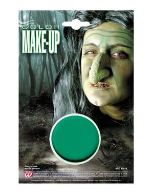 Grøn ansigtsmaling