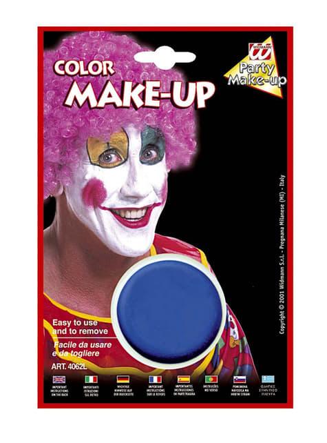 Color makeup blue