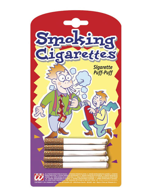 Cigarettes explosives