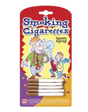 vybuchujúce cigarety