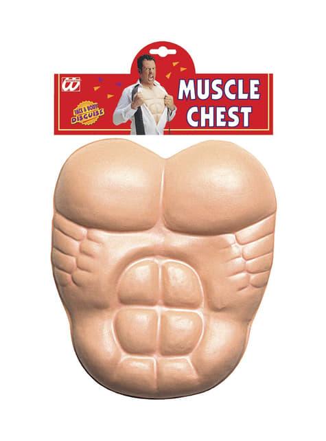 Busto muscoloso