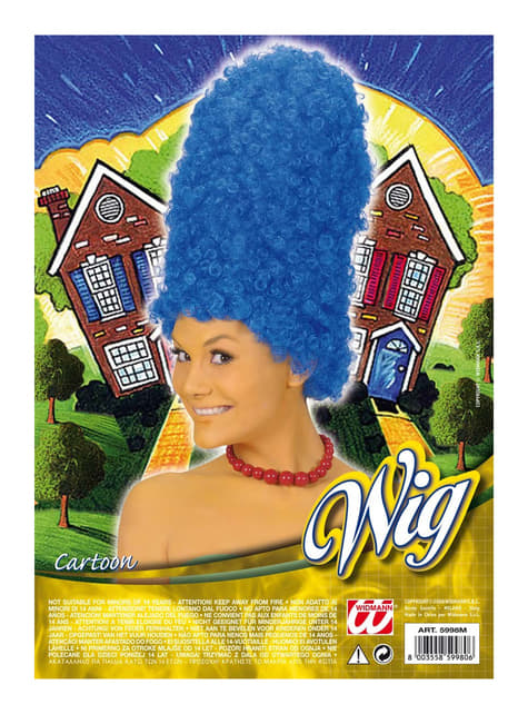 Peruca Marge