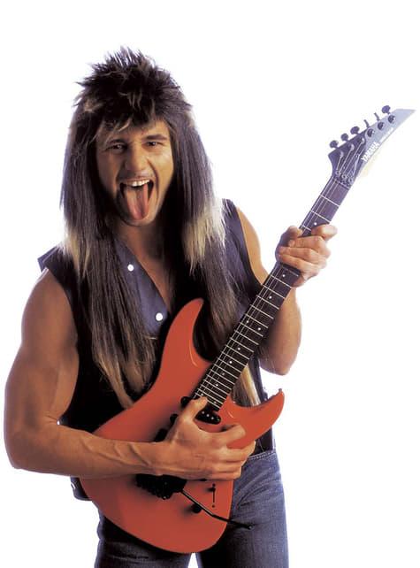 Rocker pruik