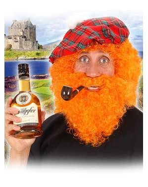 Perruque d'écossaise