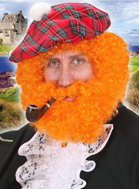 Peluca escocesa - original