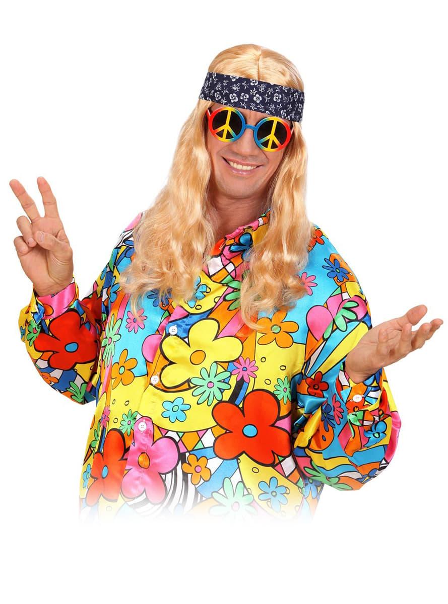 Gafas Hippies disfraz | Funidelia