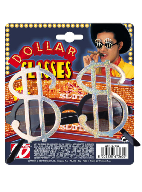 Glass dollar