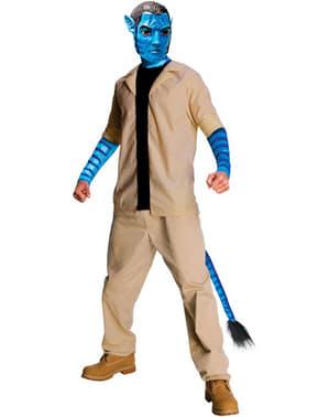 Maskeraddräkt Avatar Jake Sully