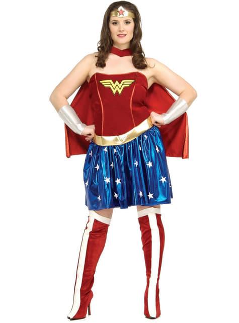 Fato de Super-Mulher