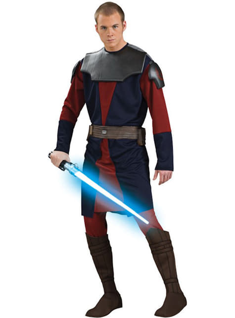 Anakin Skywalker costume for men  - The Clone Wars