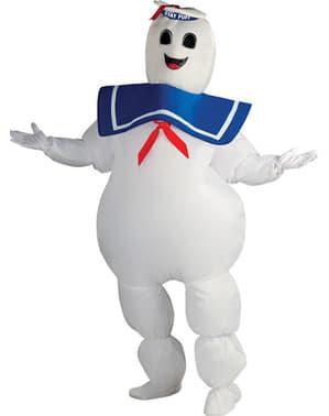Marshmallow Szellemirtók felnőtt jelmez