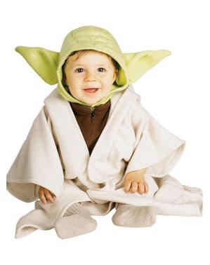 Fato de Yoda da Guerra das Estrelas para bebé