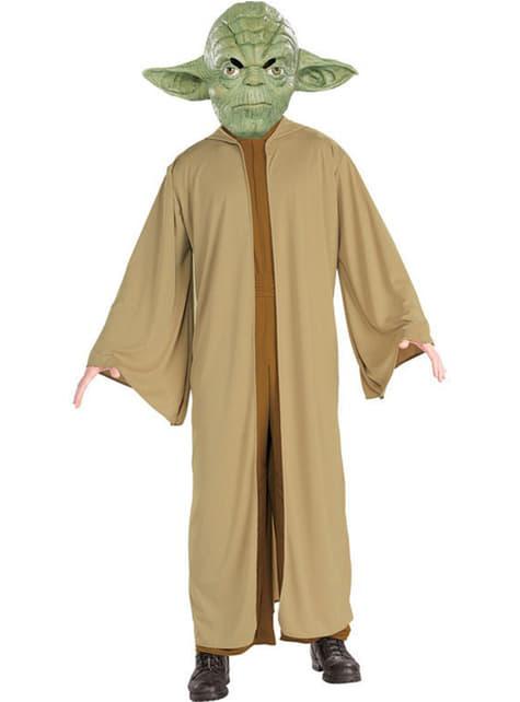 Fato de Yoda de Guerra das Estrelas