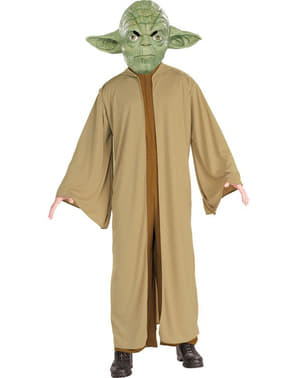 Yoda kostyme til voksen