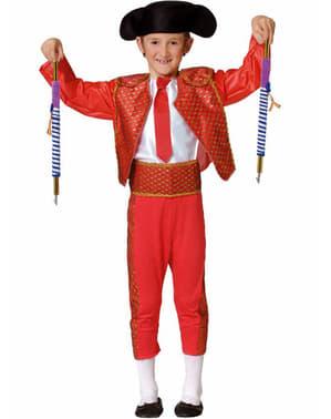 Boys Matador Bullfighter Costume