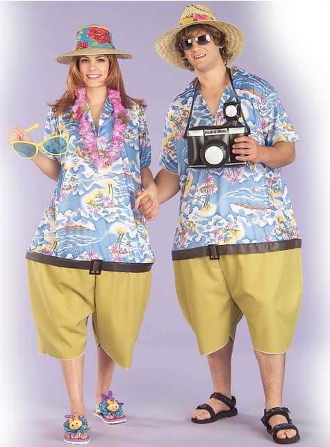 תלבושות תיירות למבוגרים אופייניות
