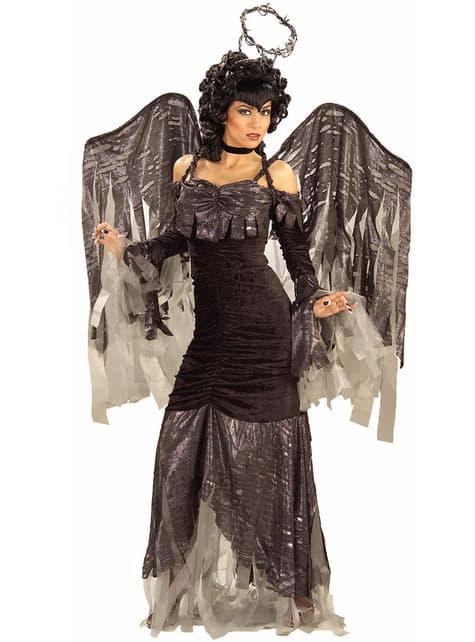 Déguisement d'ange gothique