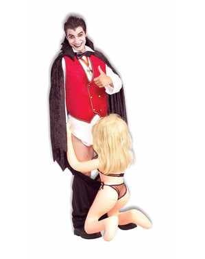 Count Suckular Adult Costume