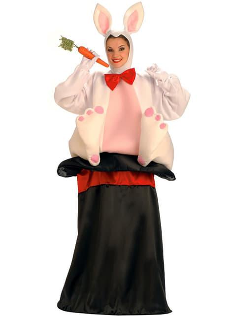 Kostým pre dospelých kúzelný králik