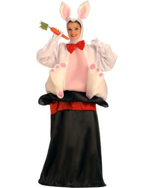 Hase im Zauberhut Kostüm