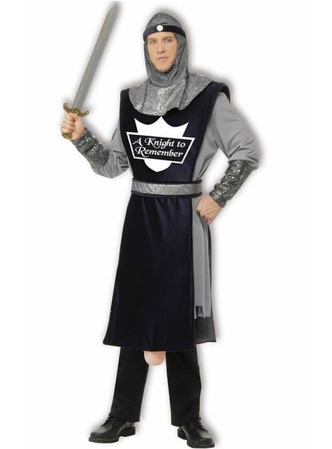 A Knight to Remember Kostyme Voksen