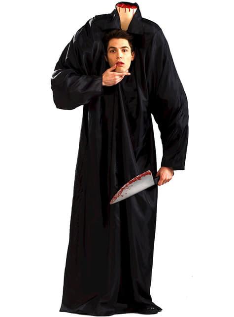 Jeg Mister Hodet Kostyme Voksen