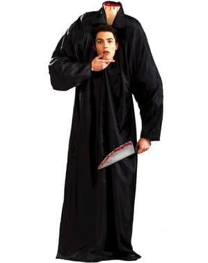 Mann ohne Kopf Kostüm