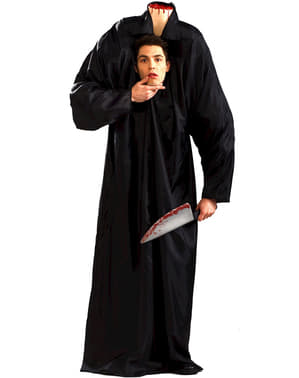 Hovedløs Mand Kostume