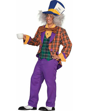 Mad šeširdžija odraslih kostim
